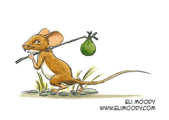 adventuring-mouse-flash fiction